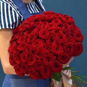 Букеты из Российских роз