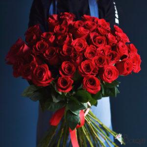 Букеты из Импортных роз